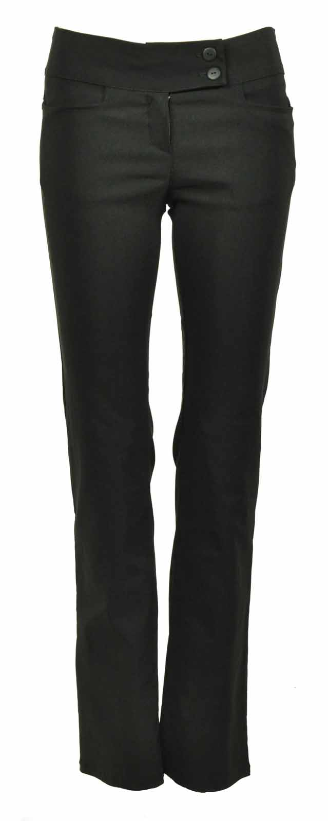 Skinny Bootcut Jeans Womens
