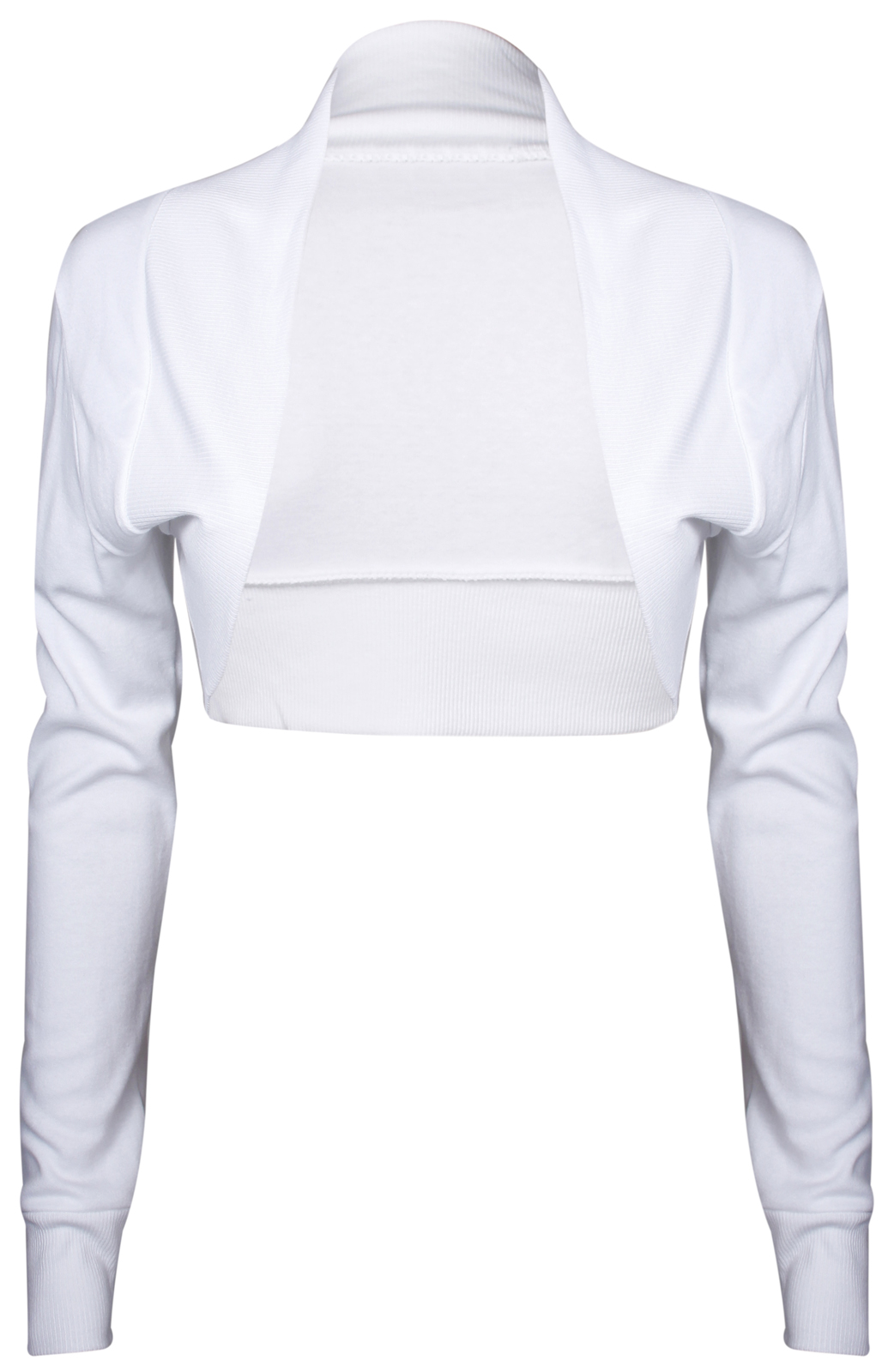 NEW-LADIES-LONG-SLEEVE-STRETCH-BOLERO-SHRUG-WOMENS-TOP thumbnail 26