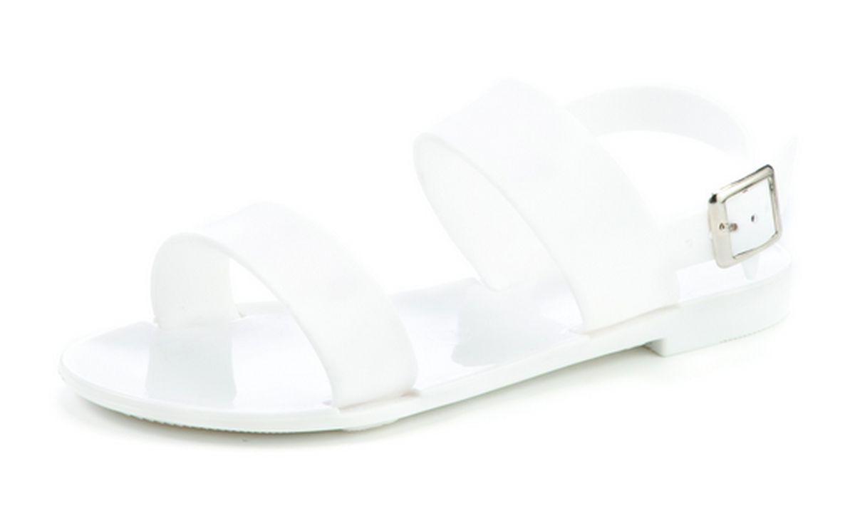Girls Slingback Jelly School Sandals