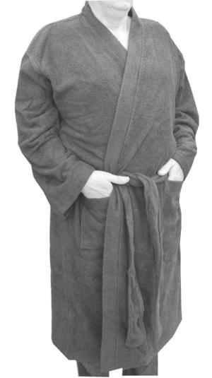 Mens Kingsize Big Size Terry Towelling Cotton Dressing Gown Bath ...