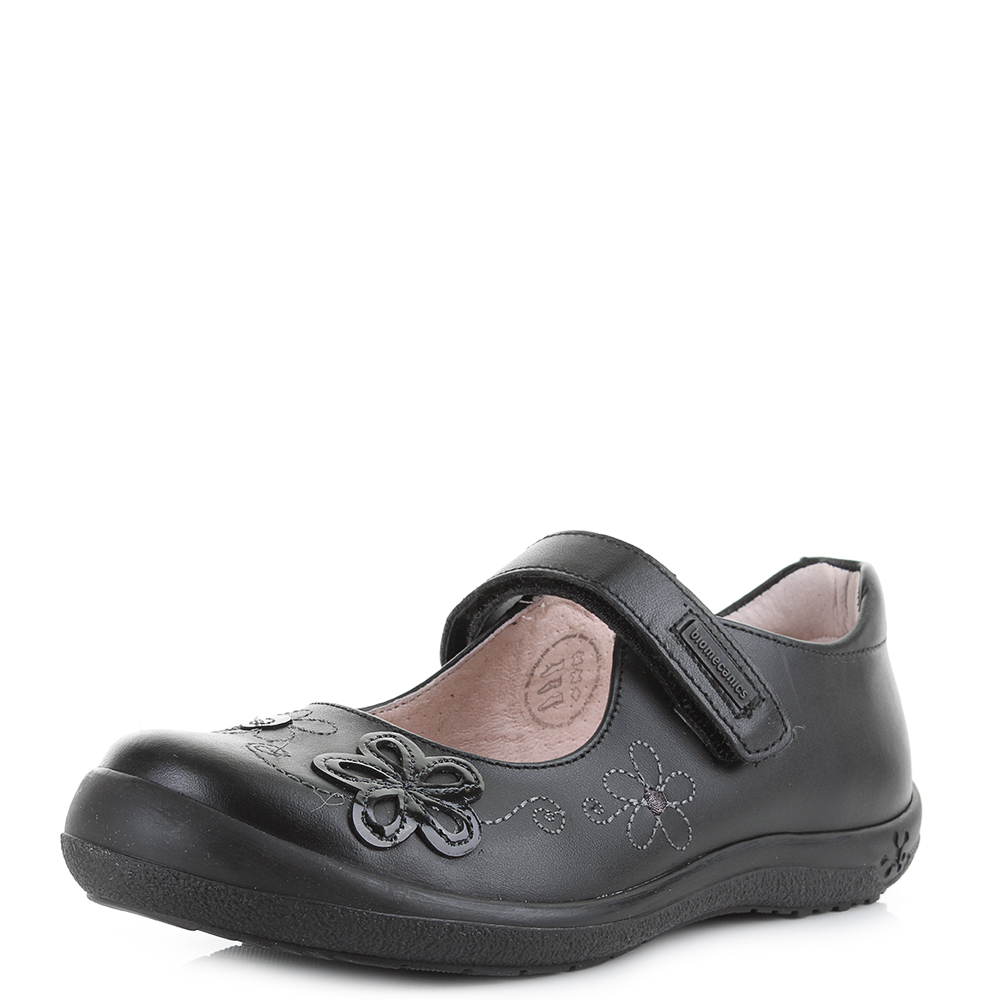 Removable Insole School Shoes
