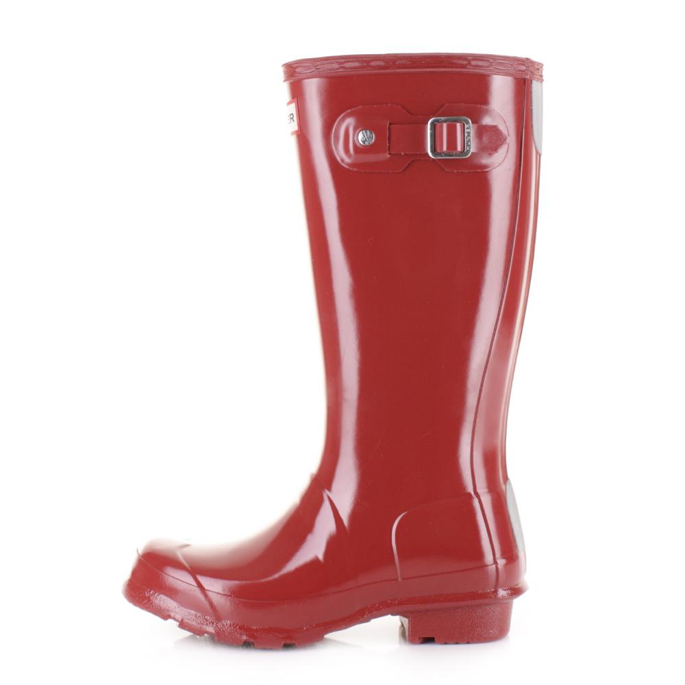original gloss wellington boots