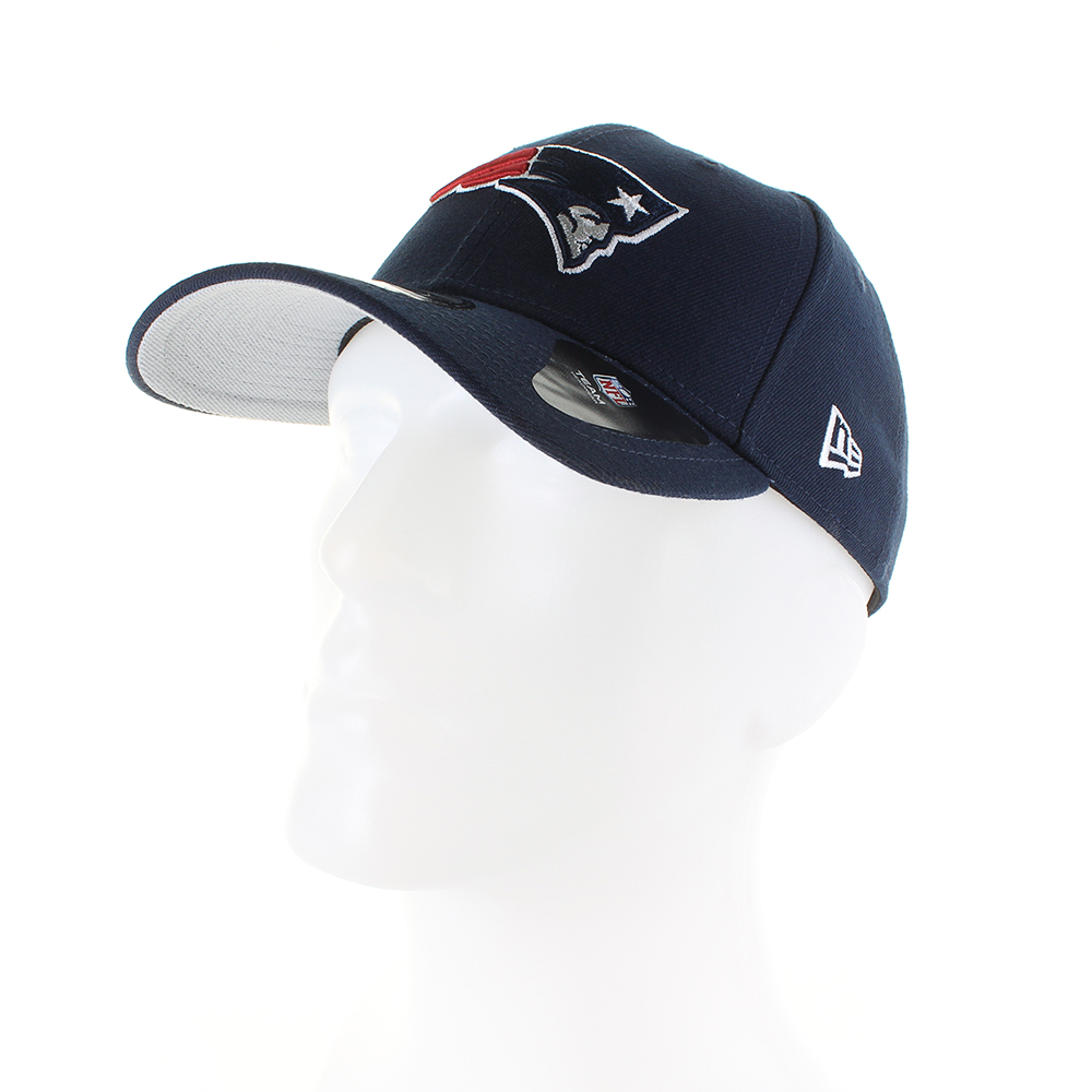 0e258a5c8f1 Mens New Era NFL 9Forty Adjustable Cap New England Patriots Navy ...