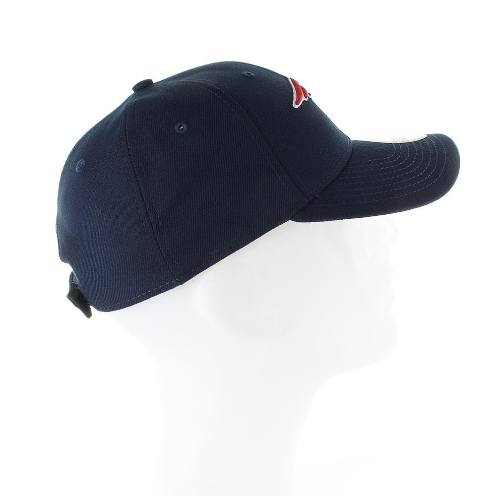 reputable site ee194 083f3 Mens New Era NFL 9Forty Adjustable Cap New England Patriots Navy