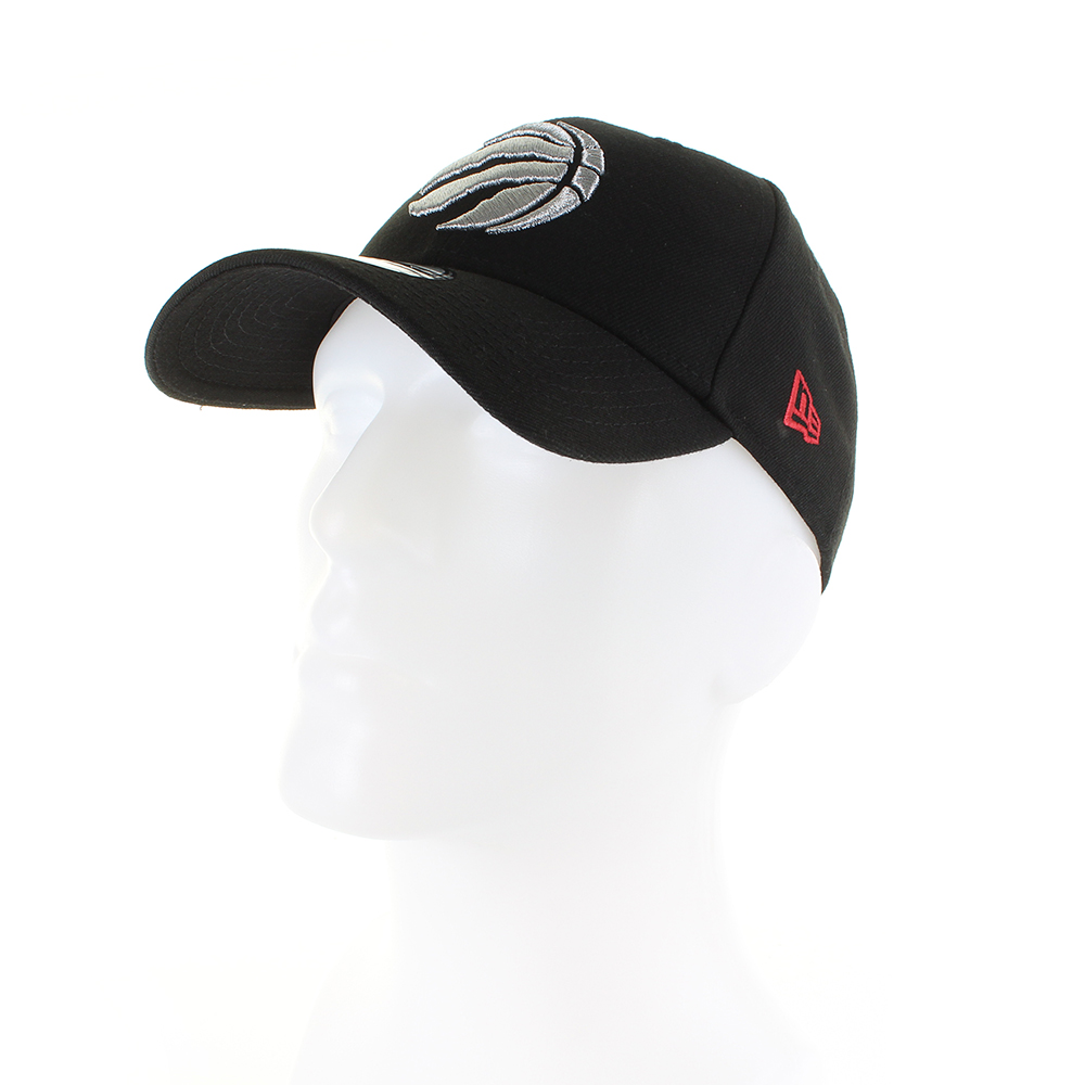 official photos 2f130 8a7f3 Details about Mens New Era NBA 9Forty Adjustable Cap Toronto Raptors Black