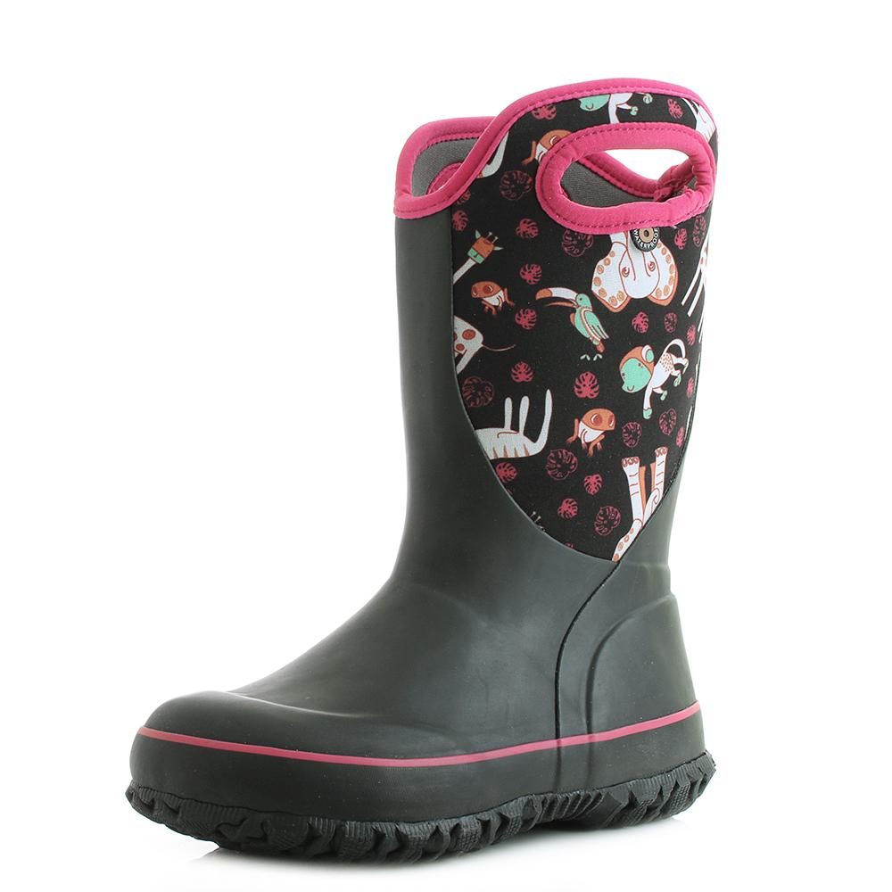 BOGS Slushie Reef Girls/' Toddler-Youth Boot