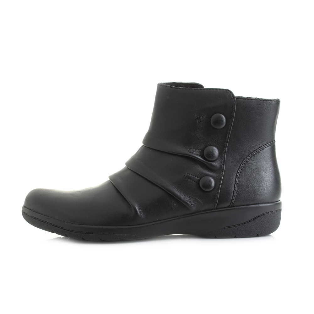 clarks womens boots ebay