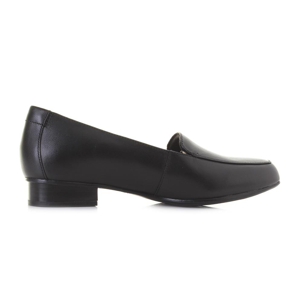 s clarks juliette lora cuir taille au basse au taille pied des chaussures de travail shu dee43c