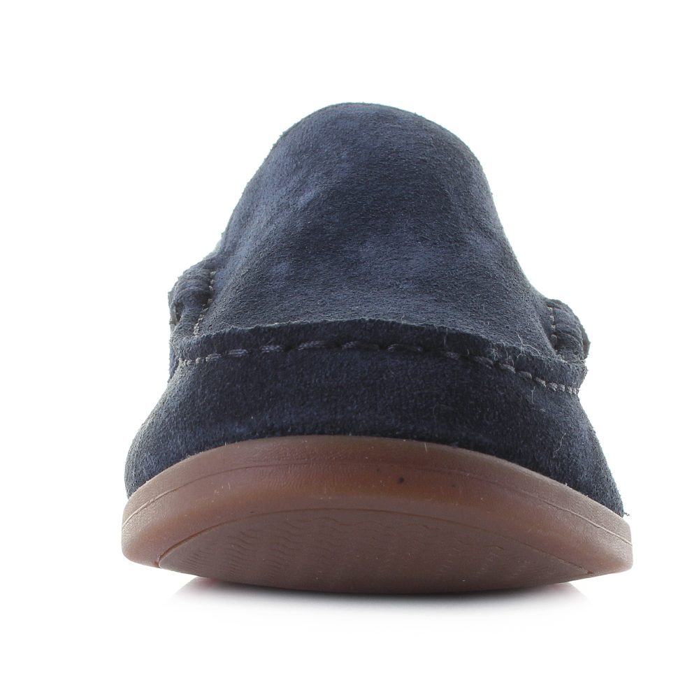 Sun Navy Slip Style Morven On Suede Men's Clarks Boat Casual Shoes 1gpwAqw6