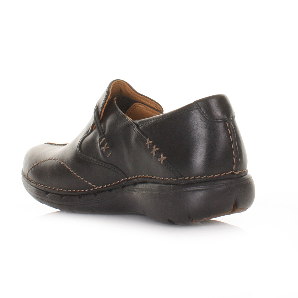 Womens Black Comfort Shoes