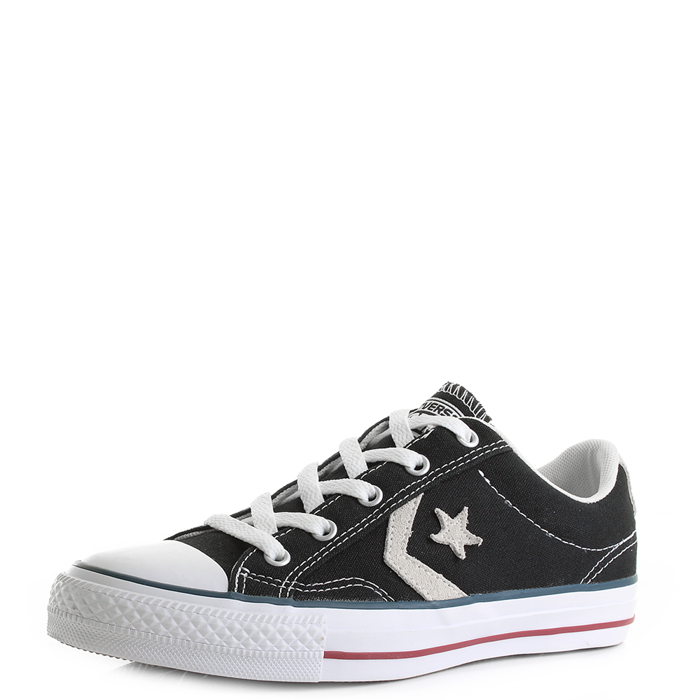 Star Ox Cons Player Milk Low Superdry De Top Black Converse Unisex qxpwBp