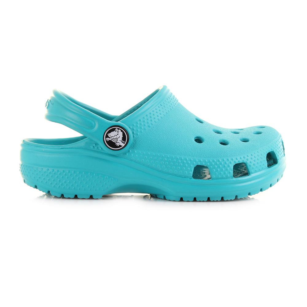 Crocs CLASSIC Turquoise ef9WH2G