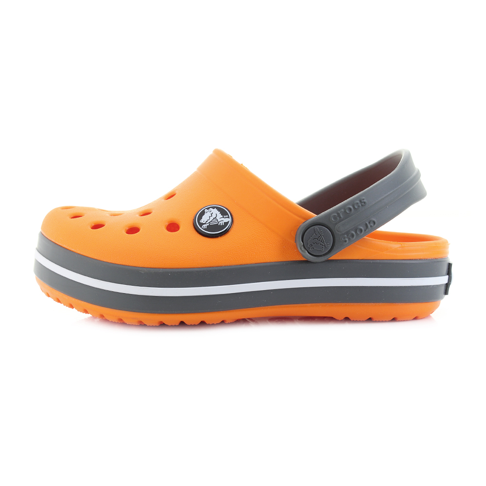 Crocs - Kinder - Croc band Clog K - Sandalen - orange JYMjhZ