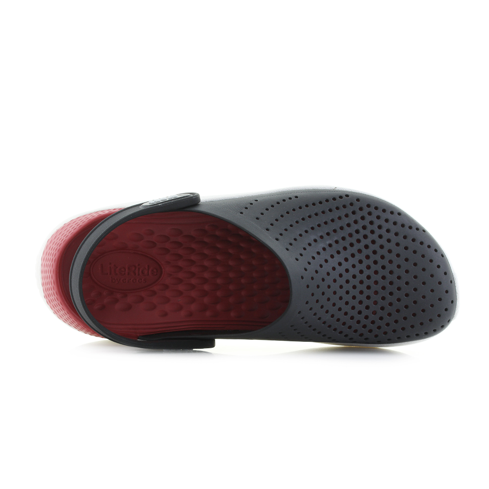 817835ac9ee8 Lite Ride is a new range from Crocs that offers a ultra lightweight comfort  and durability while also being stylish and practical. This sandal is ...