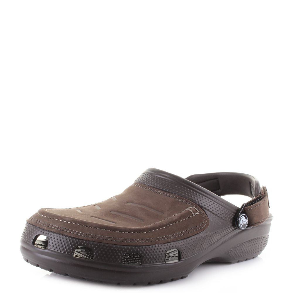 Crocs Yukon Vista Men's Clogs 9Aj4M