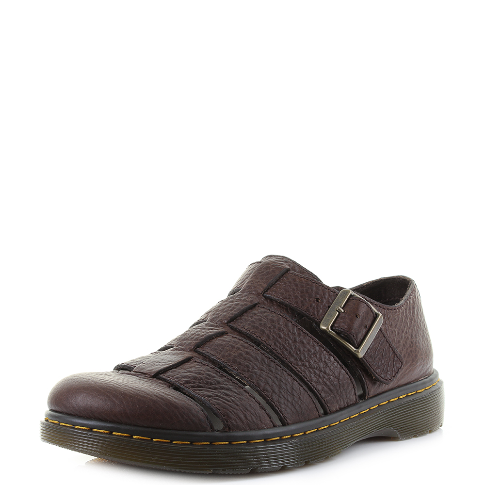 timeless design f6bd7 5d132 Dr-Martens-DM-Fenton-Dark-Brown-Grizzly-23342201-Womens-Sandals-Shoes-01.jpg