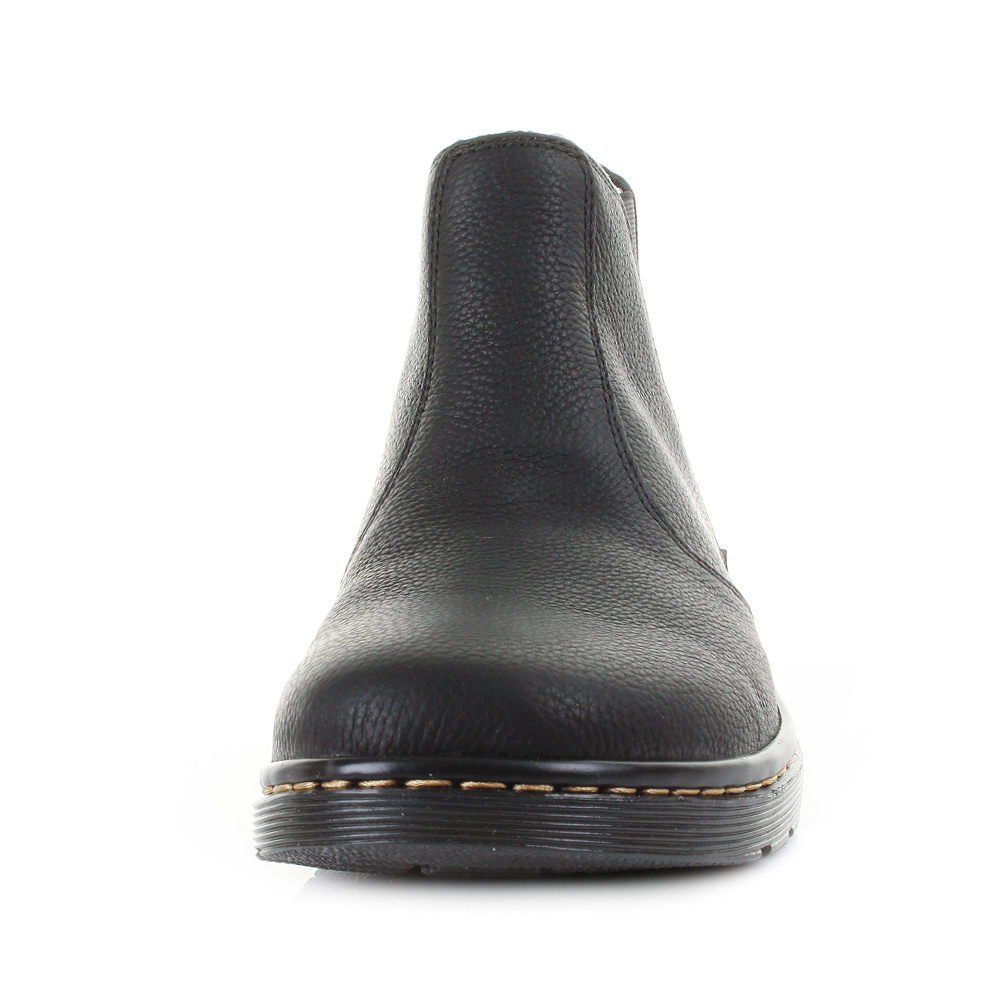 21a257e5abbc Dr. Martens Mens Lyme Chelsea Boot Black Grizzly UK 12   US 13 ...
