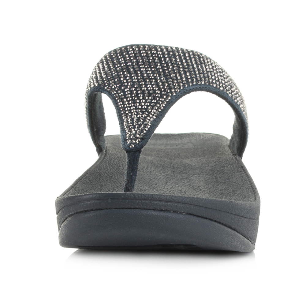 e8827300b203 ... on a slender slip of a vamp with uber-cushioning underneath. What s not  to love this is a perfect summer sandal that will enhance any look. FitFlop