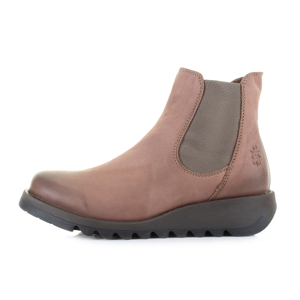 Womens Salv Ankle Boots FLY London Hyper Online Excellent Cheap Price c4sAguY