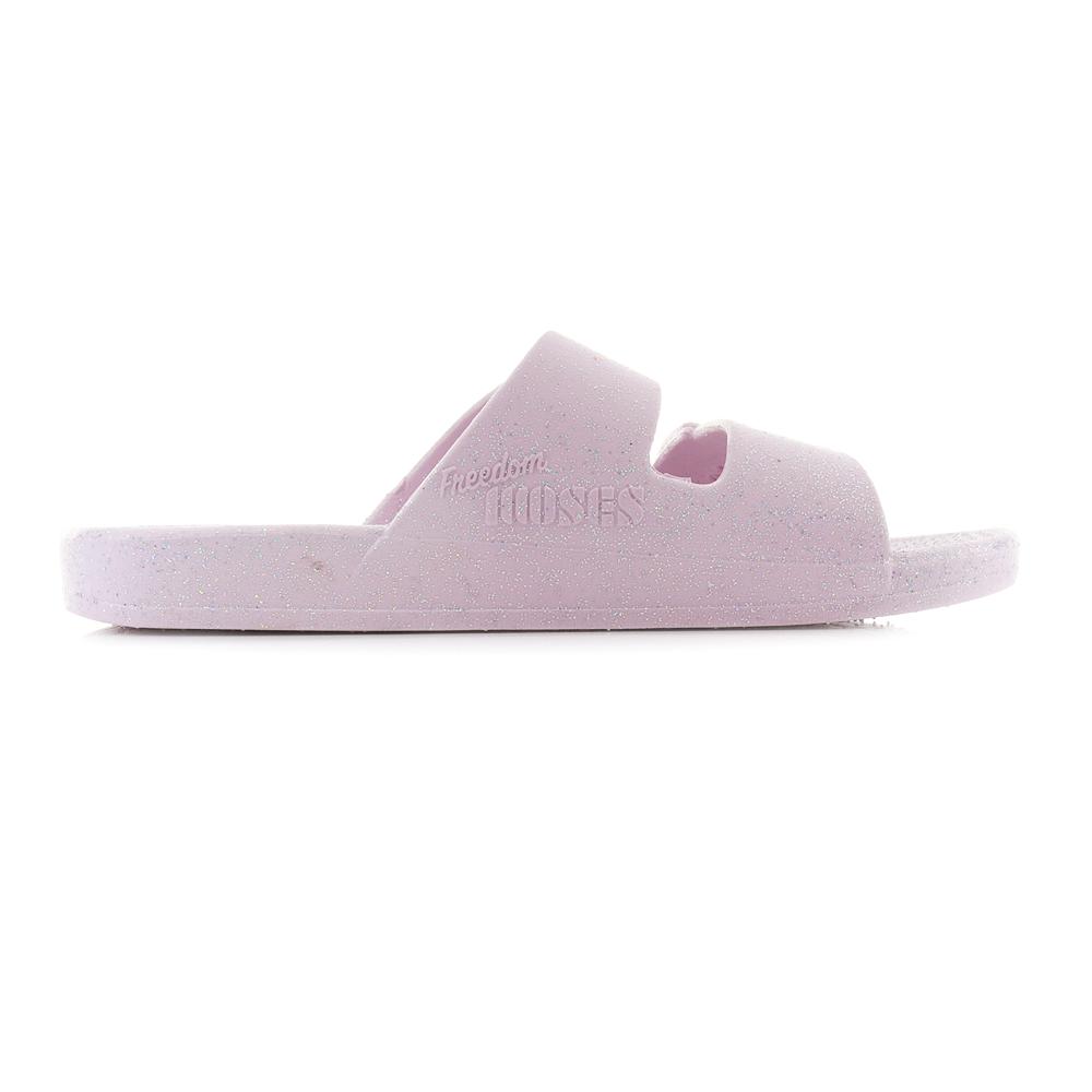 4fb6510386d4 Womens Freedom Moses Parma Pink Slide Slider Sandals UK Size
