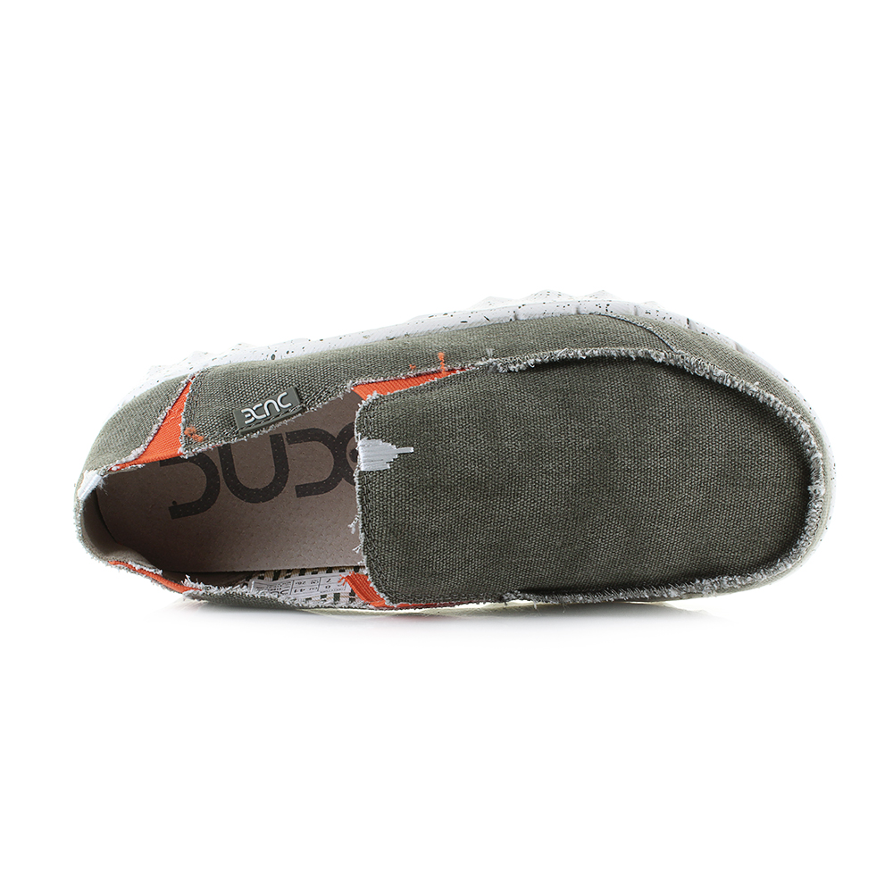 Lightweight Men On Details Loafers Dude Farty Size About Funk Shu Slip Shoes Sage QrWExBoCed
