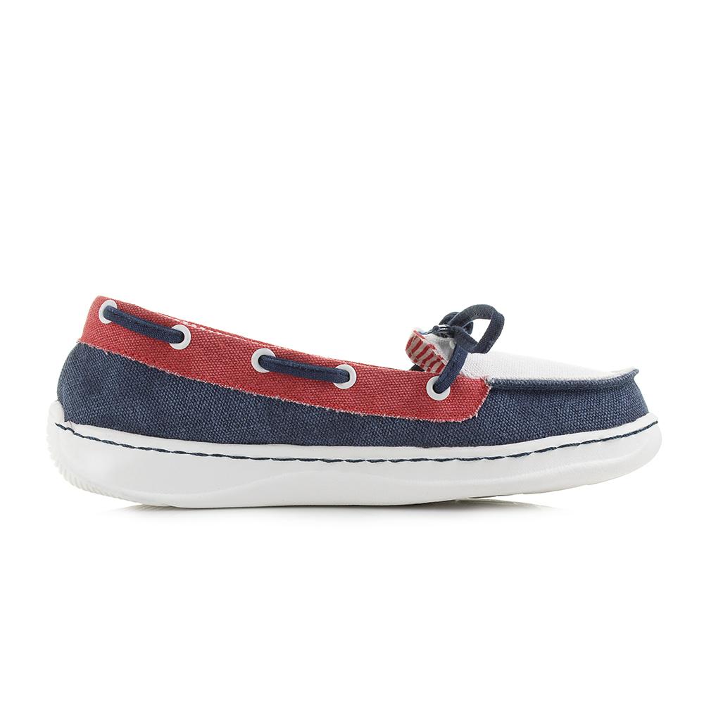 HEY DUDE //// Moka //// Womens Jeans Blue comfort Shoes Trainers //// NEW!!!