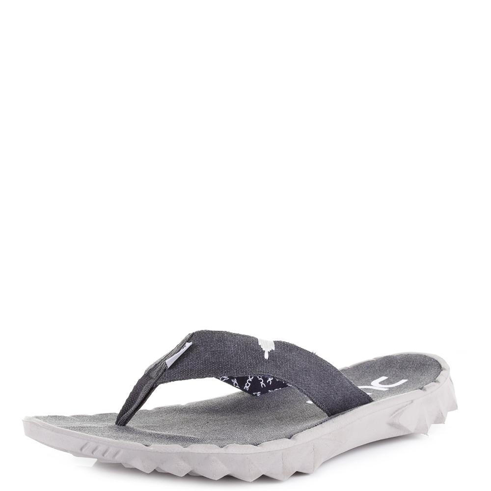 c3b645c792b2 Mens Dude Shoes Sava Canvas Incas Oceano Flip Flops UK Size