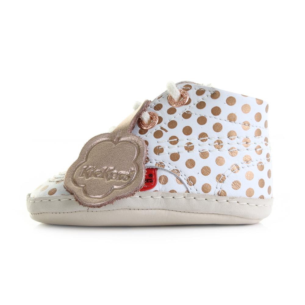 Soft Leather Pram Shoes