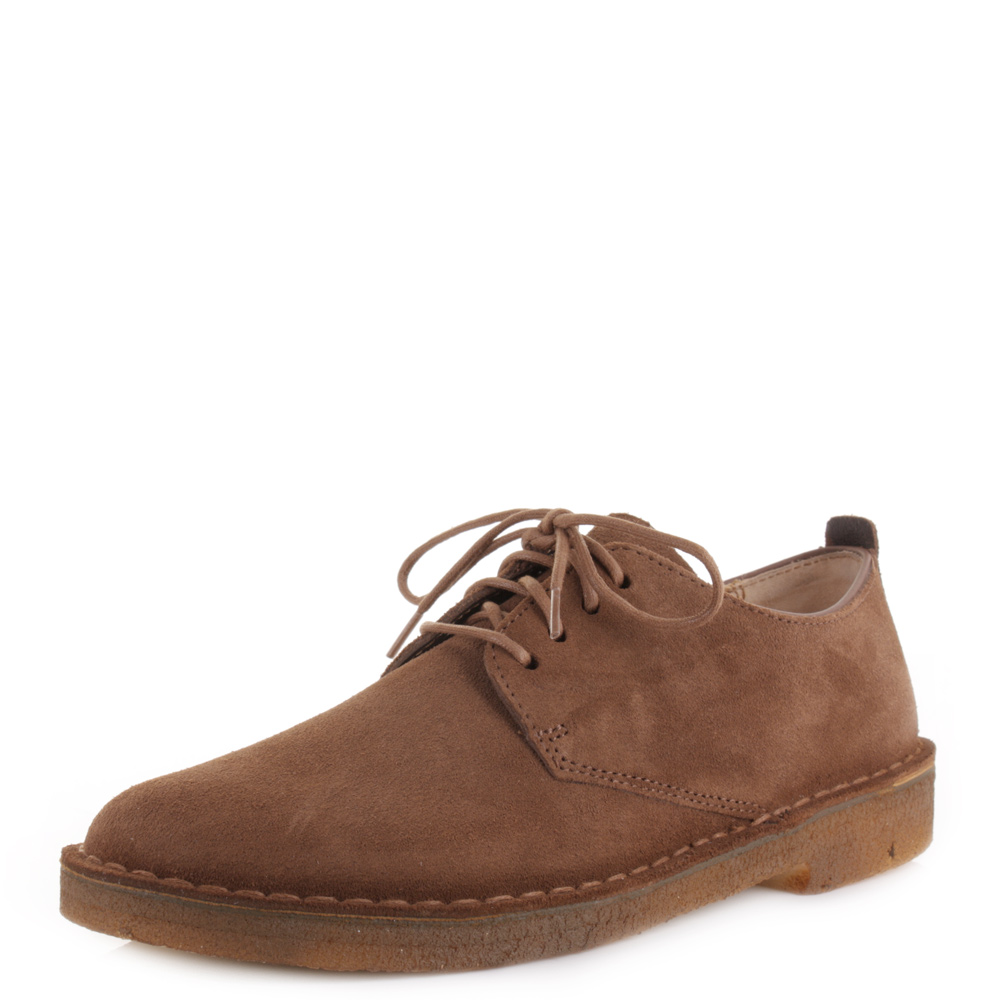 Clark Womens Suede Shoes