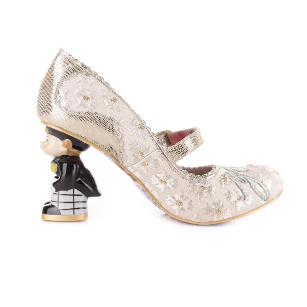 Irregular Choice I Love You Wedding Shoes