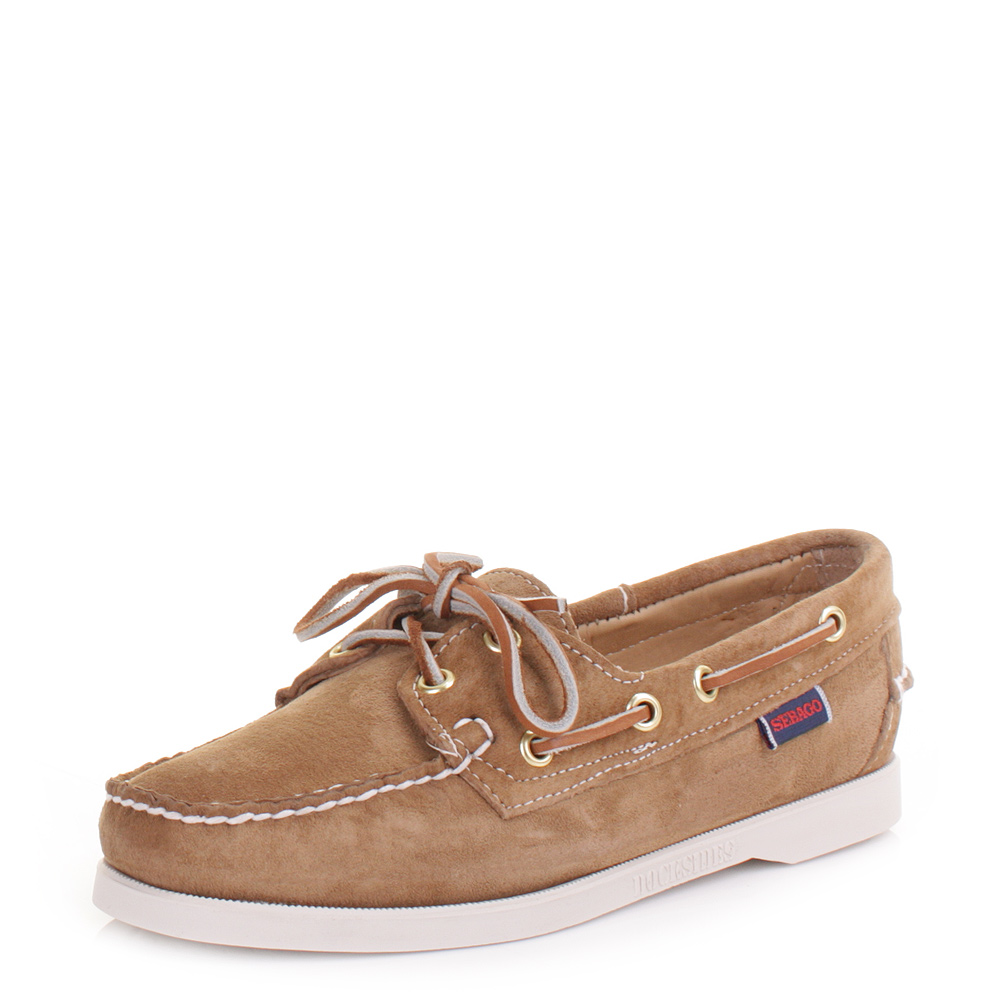 Moccasin Boat Shoes Mens
