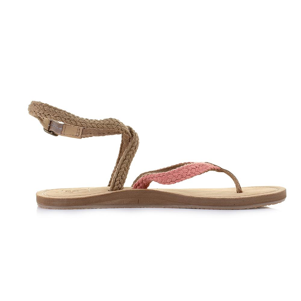 df924a4e8d3efc Womens Reef Gypsy Wrap Blush Ankle Strap Sandals Size