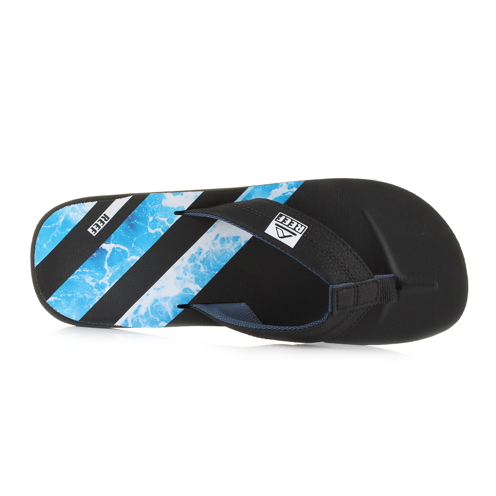 ab18a41e53cdb Reef HT Printer is a lightweight comfort flip flop perfect for the long  summer months on the beach or by the pool. The casual look of the flip flop  has been ...
