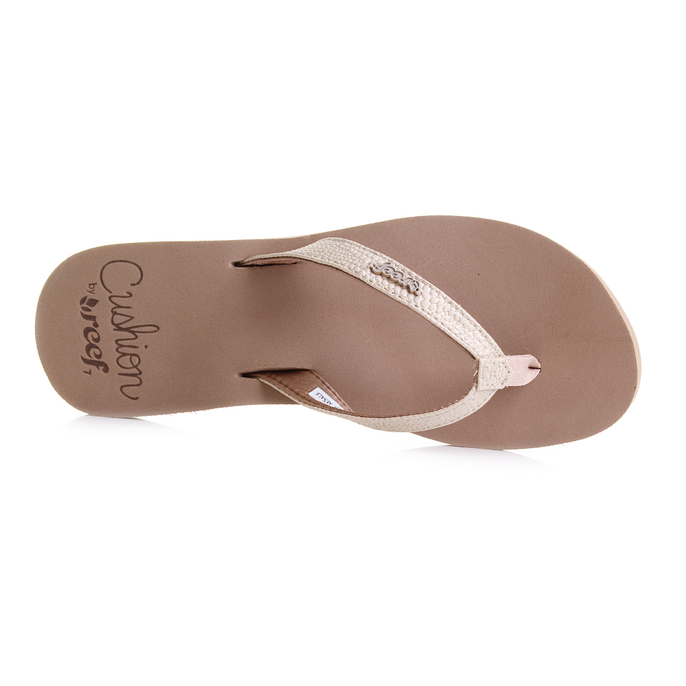 Reef Star Cushion flip flop features the most luxurious of constructions.  Featuring an moulded EVA technology 86eb671300cd