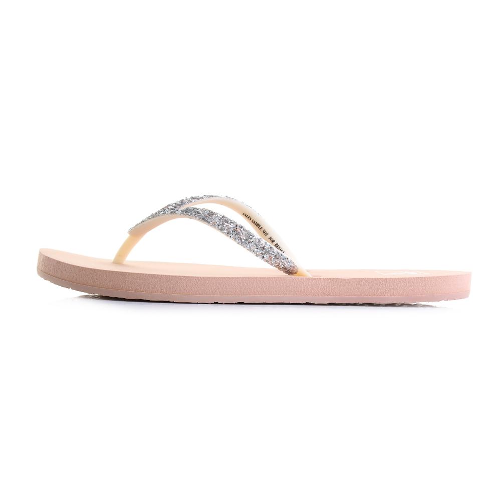 ae1a60a51236 Womens Reef Stargazer Porcelain Toe Post Thong Flip Flops Size
