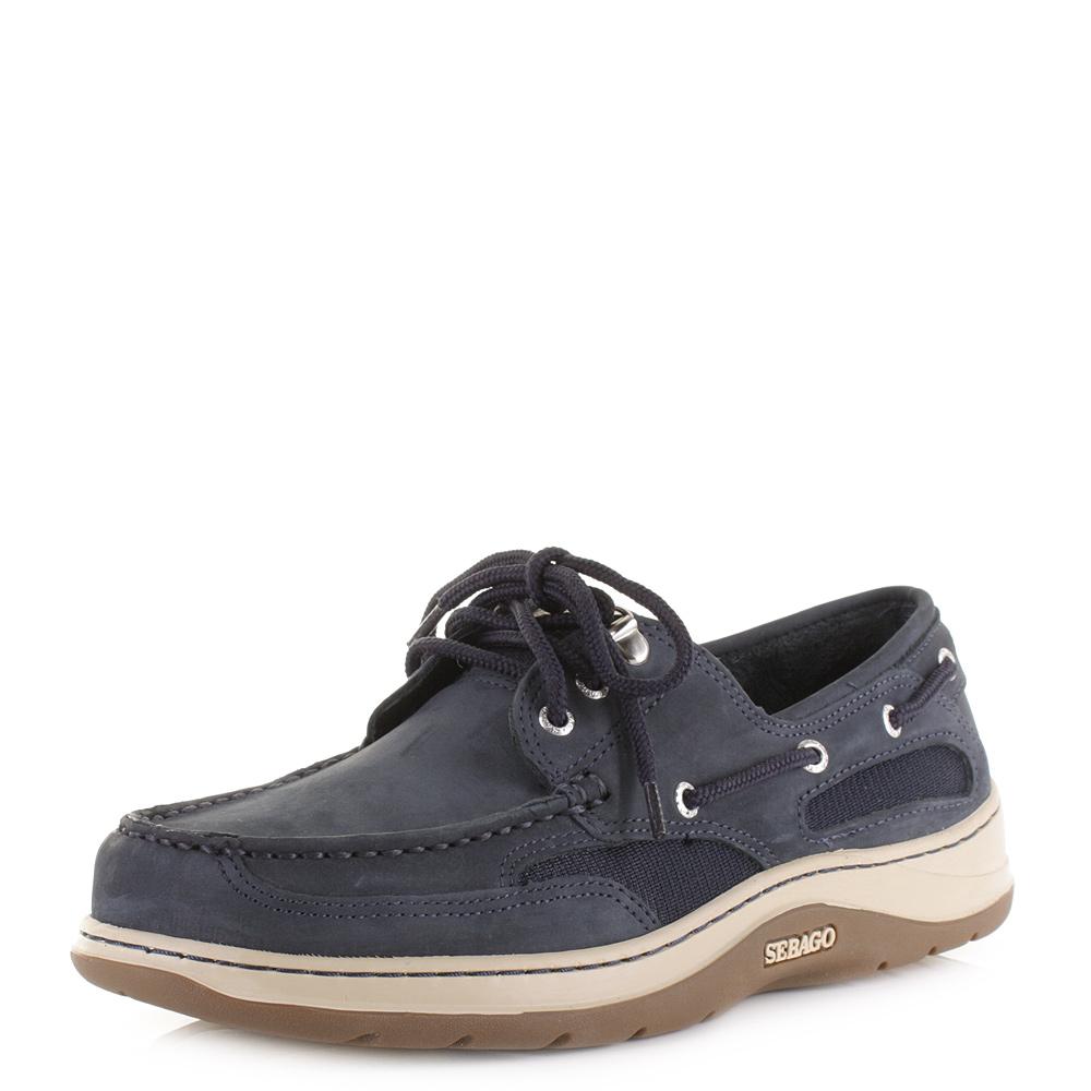 Men S Sebago Docksides Light Brown White Deck Casual Shoes