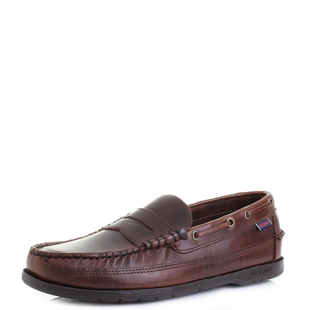 Zapatos SEBAGO Sloop para hombre Svedzy