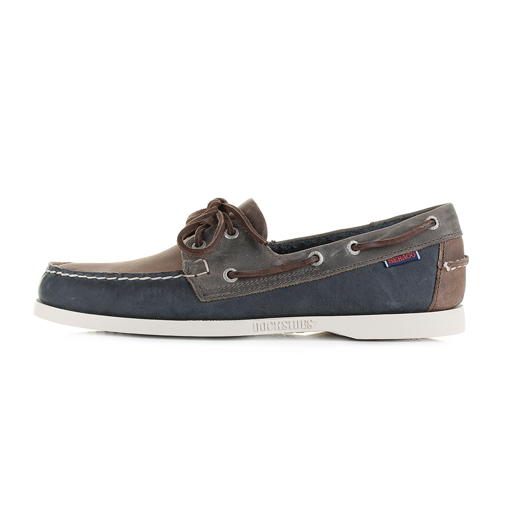 Spinnaker boat shoes - Blue Sebago OBgSCCTJ2