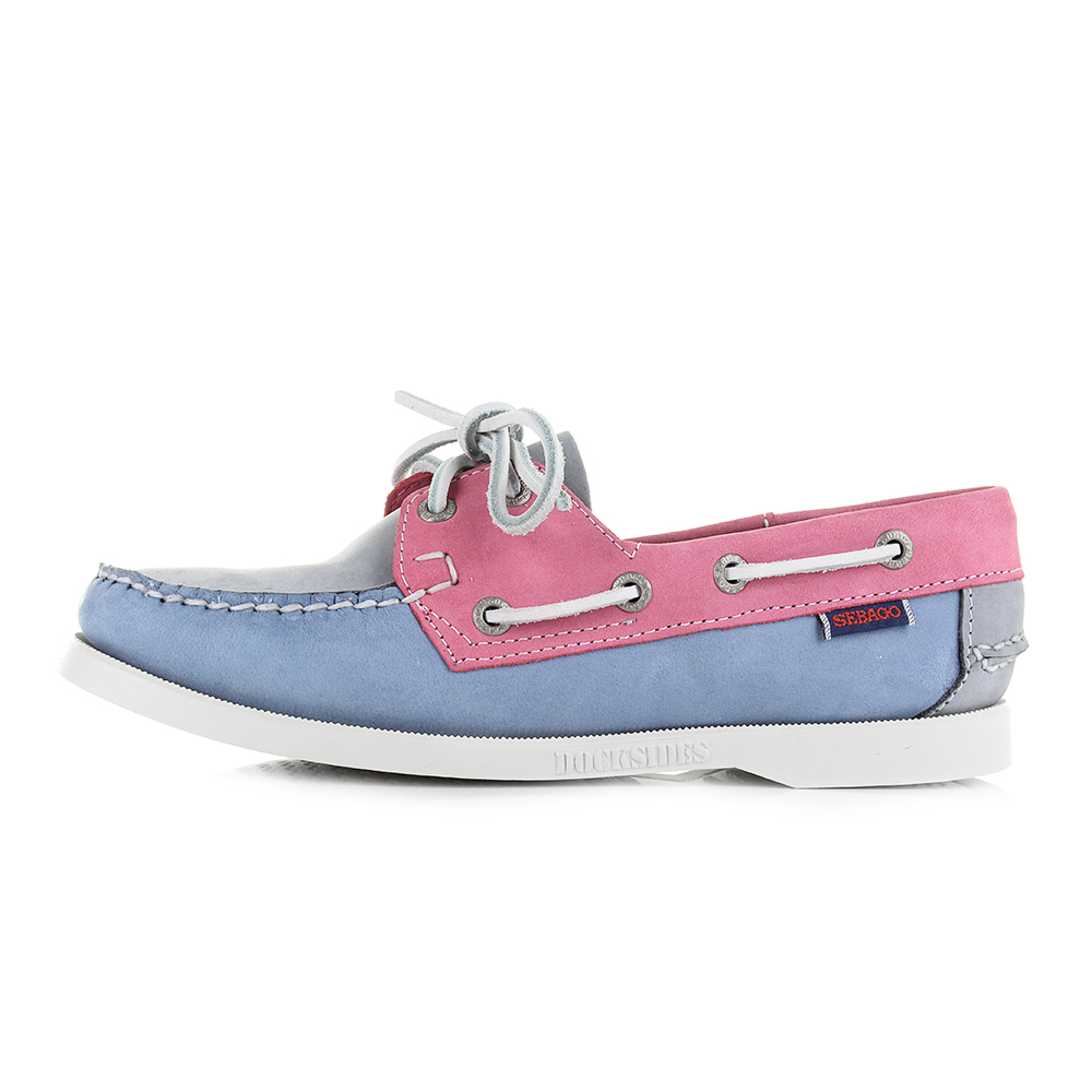 Womens Boat Shoes Wide Fitting