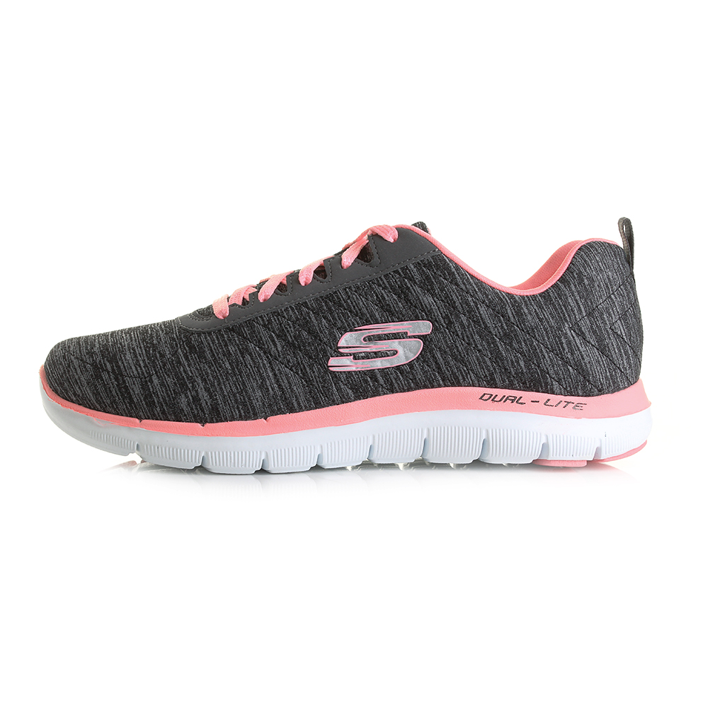 Skechers Flex Appeal 2.0 Negro