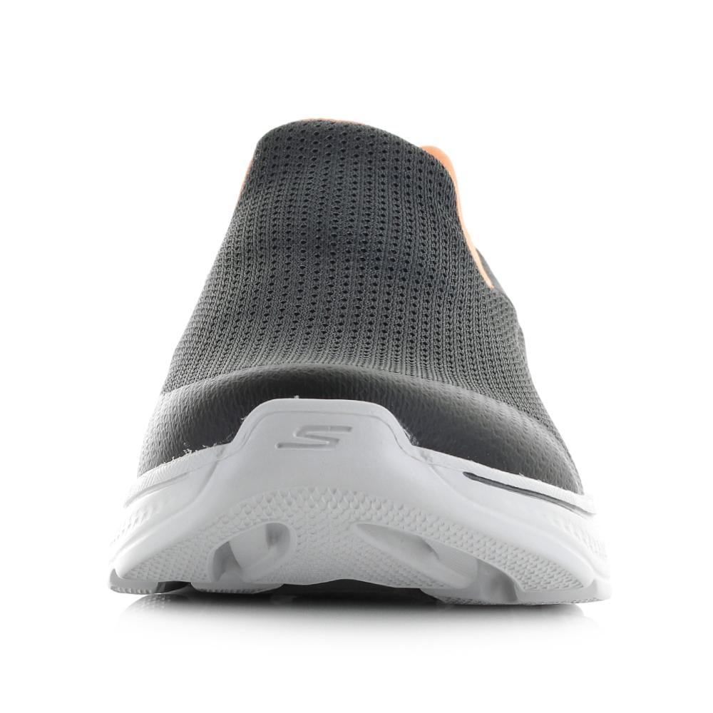 bei skechers auf gehen 4 unglaublich holzkohle orange komfort ausrutscher auf skechers schuhe - 10 f521f2