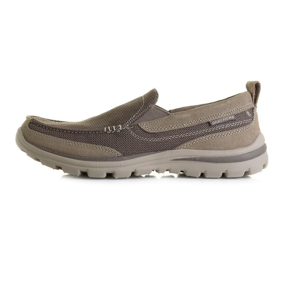 Skechers Relajó Slip-on De Los Hombres Aptos Milford Superiores Zapatos Casuales wmDnu9eNu