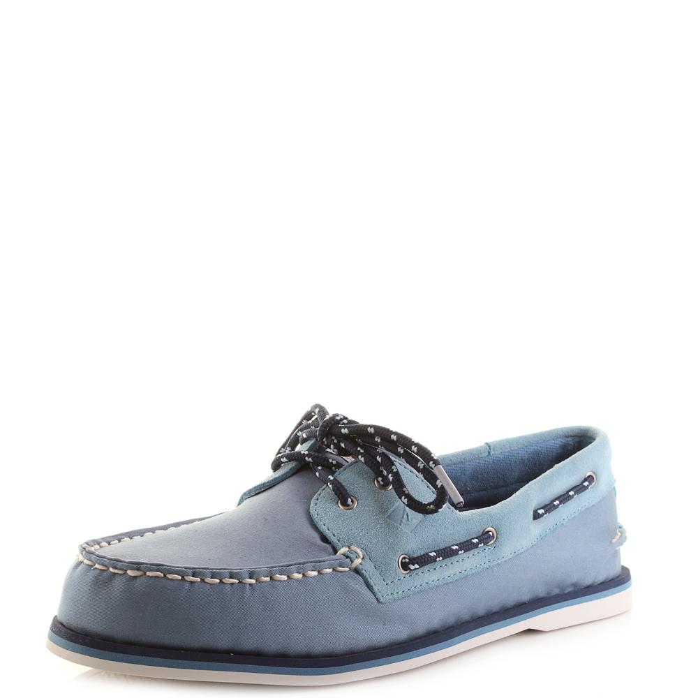 Sperry Authentic Original 2 Eye Nautical Slip on Shoes 44.5 EU White yhdzi