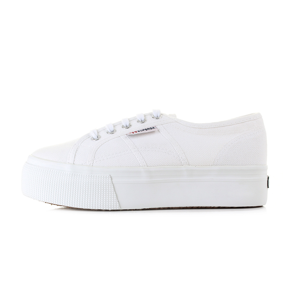 Superga 2790 LINEA UP AND DOWN - Trainers - white 1aU7QuD