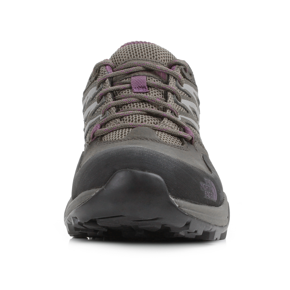 27f00645a Details about Womens The North Face Hedgehog Hike GTX Brown Purple Walking  Shoes Size