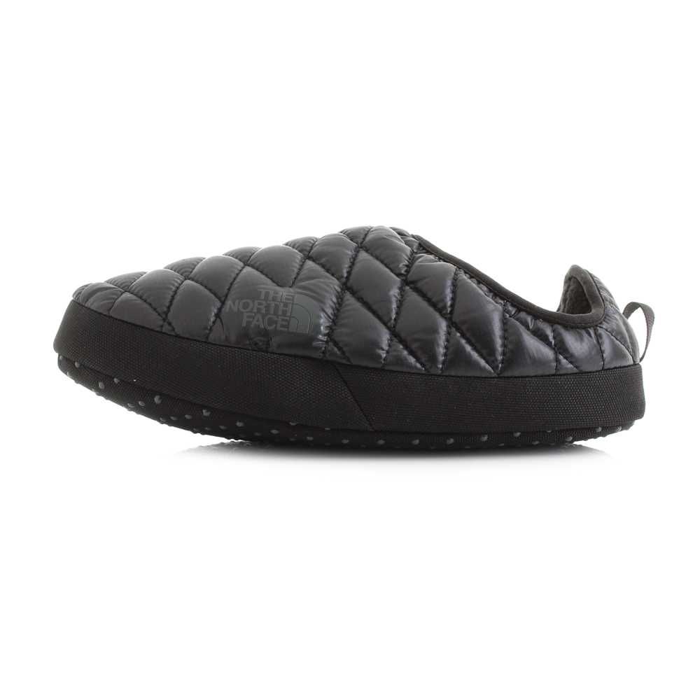 Womens-The-North-Face-Tent-Mule-Faux-Fur-  sc 1 st  eBay & Womens The North Face Tent Mule Faux Fur IV Shiny TNF Black ...
