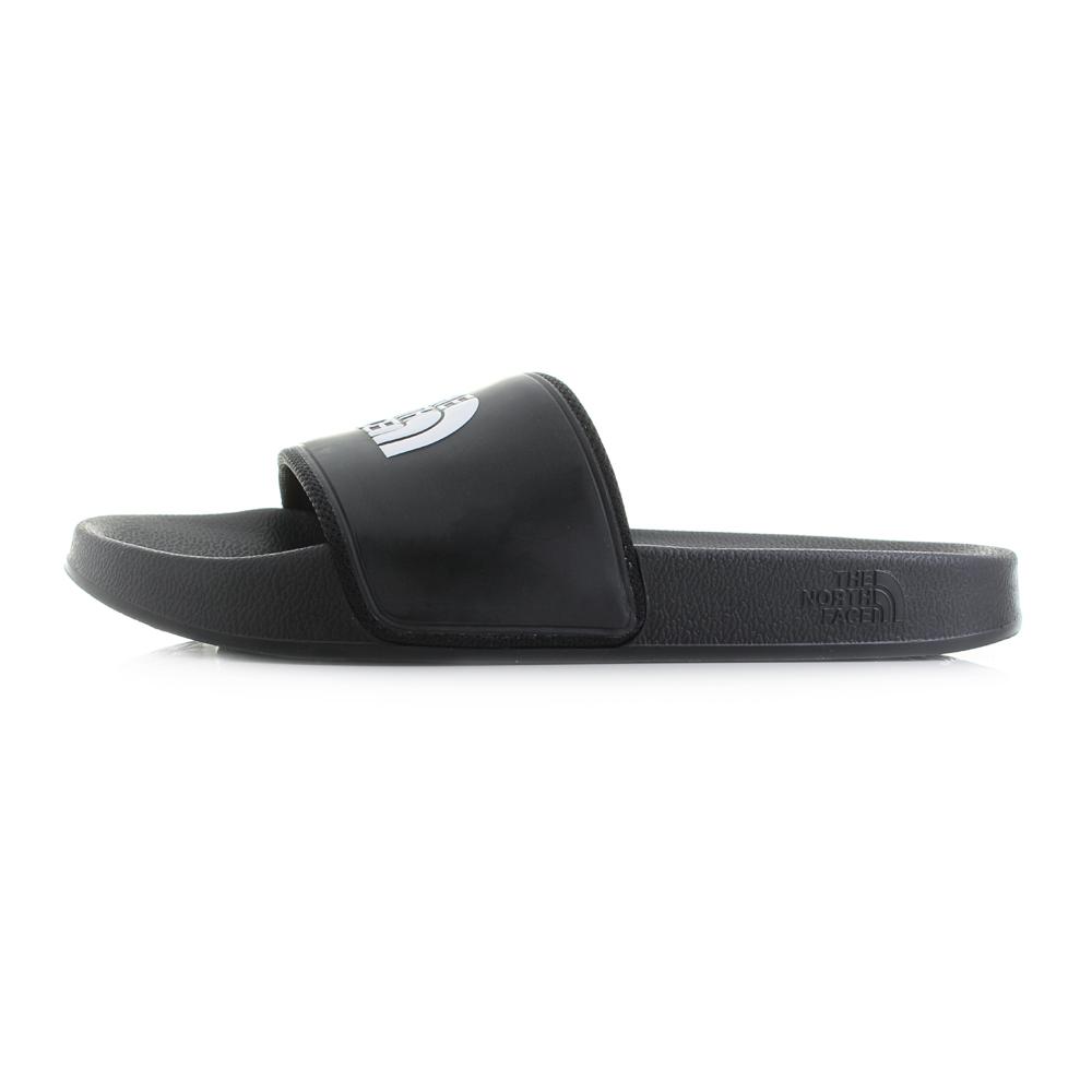Mens The North Face Camp Slide II Black White Sliders Sandals Sz Size   eBay