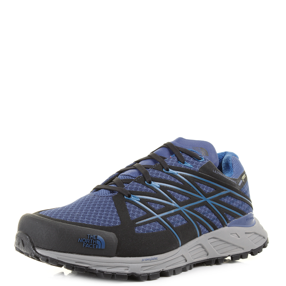 0c654dadd8107 Details about Mens The North Face Ultra Endurance GTX Limoges Blue Running  Shoes Sz Size