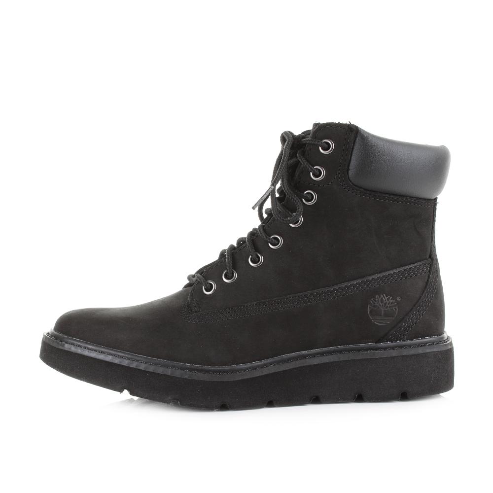 Creative Womenu0026#39;s Timberland 6Inch Boots-Black