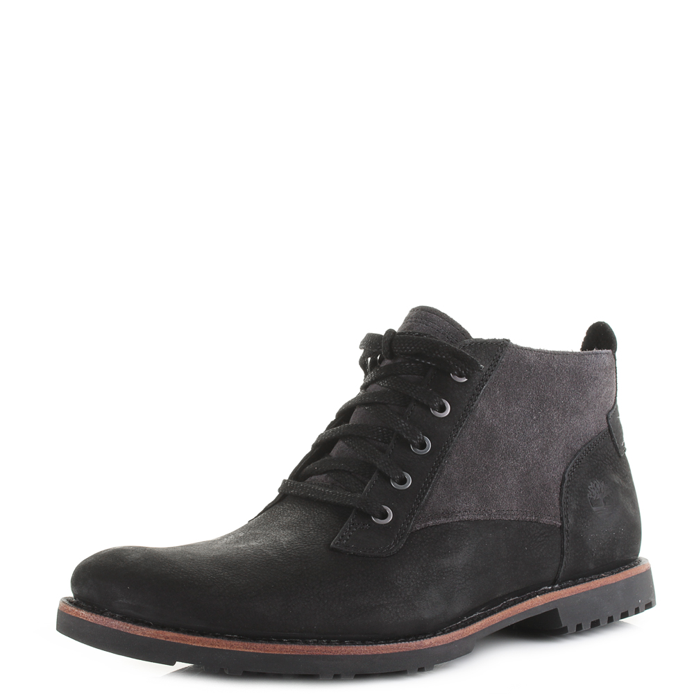 Timberland EARTHKEEPERS NETWORK LACE CHUKKA Zapatos con